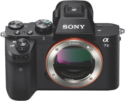 Sony Alpha A7M2 Body