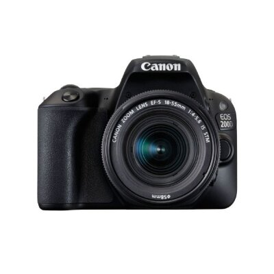 Canon EOS 200D Kit 18-55mm f/3,5-5,6 IS STM (Рст)