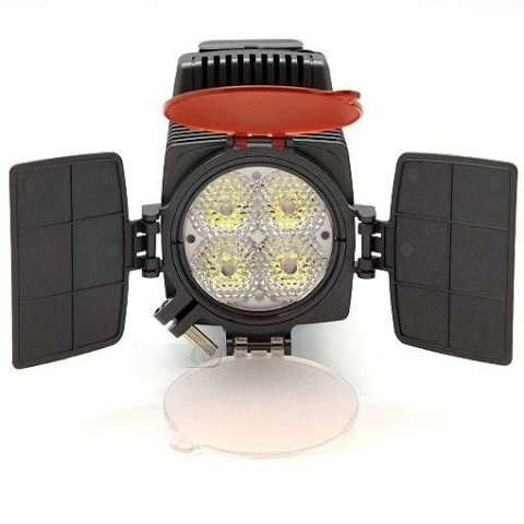 Накамерный свет Professional Video Light LED-VL005 [charger+F570] (4 Лампы)