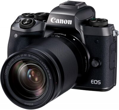 Canon EOS  M5 Kit 18-150mm f/3,5-6,3 IS STM