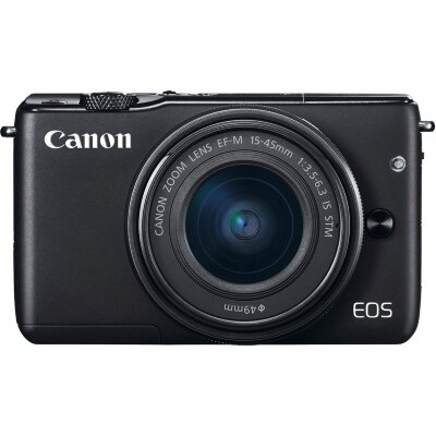 Canon EOS M10 Kit 15-45mm f/3,5-6,3 IS STM