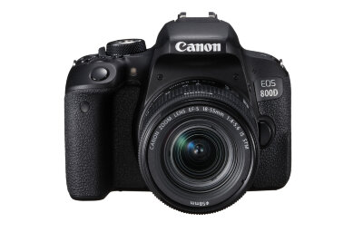 Canon EOS 800D Kit 18-55mm f/3,5-5,6 IS STM