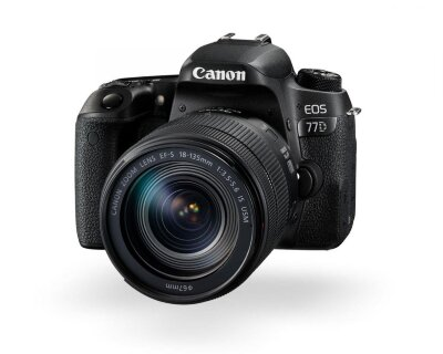 Canon EOS 77D Kit 18-135mm f/3,5-5,6 IS USM NANO