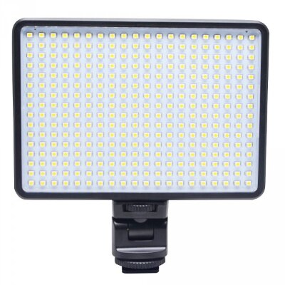 Professional Video Light LED-320 (Charger+F550)