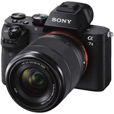 Sony Alpha A7M2 kit 28-70mm