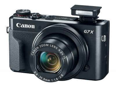 Canon Power Shot  G7 X  Mark  II