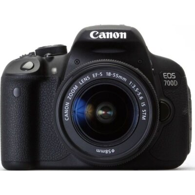 Canon EOS 700D kit 18-55mm IS STM